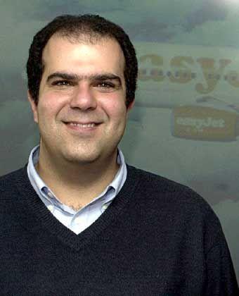 Easyjet-Gründer Stelios Haji-Ioannou: Vorbild für den Mobilfunkmarkt