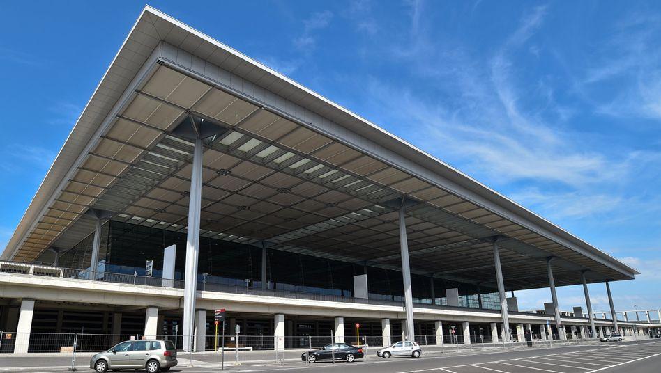 Noch immer nicht einsatzbereit: Der Flughafen Berlin Brandenburg (BER) steht in Deutschland synonym für völlig verkorkste und fehlgeplante Bau-Großprojekte