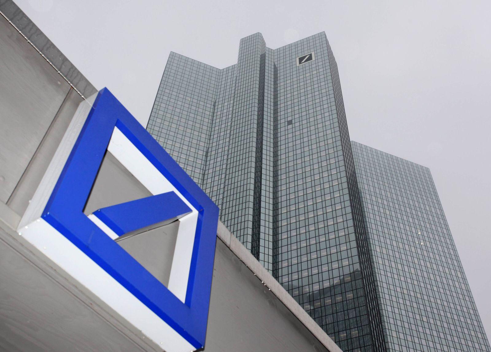 Deutsche Bank / Zentrale Frankfurt (Kopie)