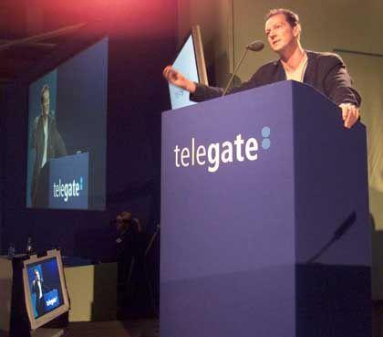 Ex-Telegate-Chef, jetzt Telekom-Ankläger: Klaus Harisch