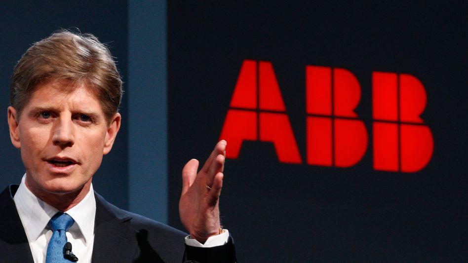 ABB-CEO Joe Hogan: Umbau wird 350 Millionen Euro und viele Jobs kosten