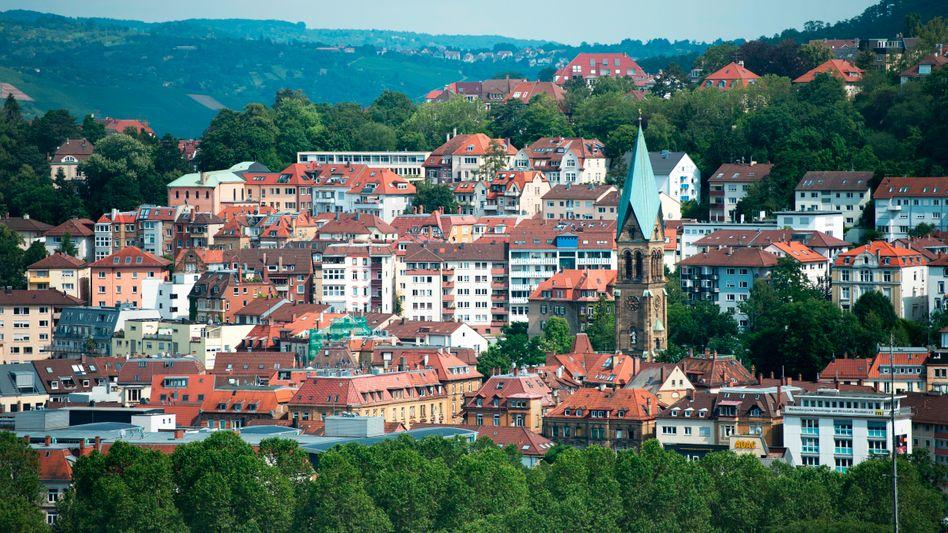 Stadtansicht von Stuttgart (Archivbild)