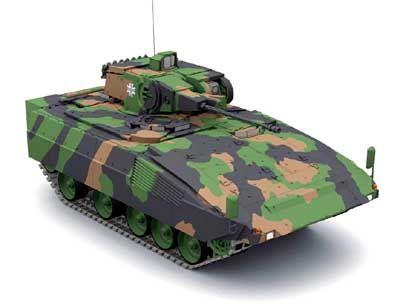 Studie des neuen Schützenpanzers Puma: Rüstungskonzern bekommt neuen Chef