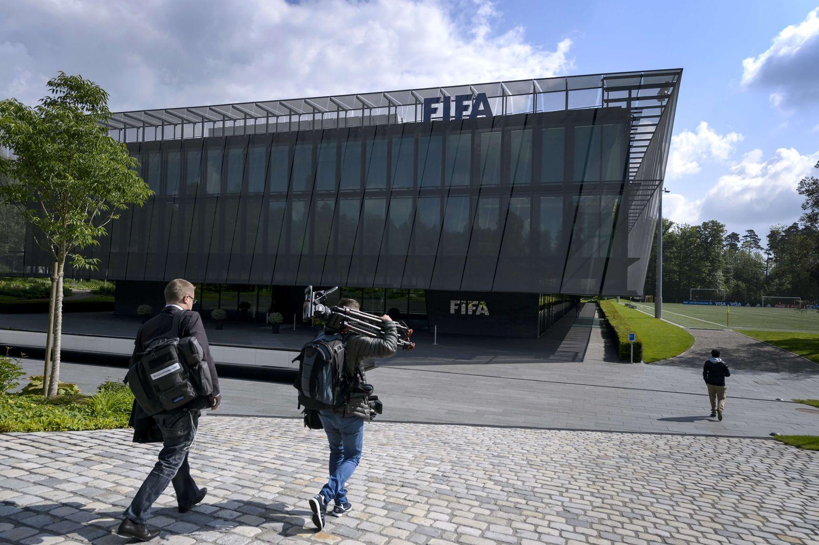 Fifa / Razzia / Zentrale