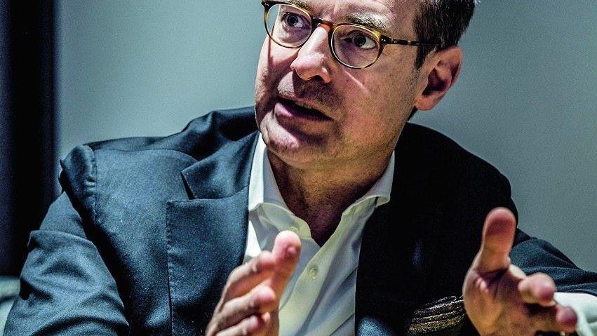 FRISCH VORAN Allianz-Primus Oliver Bäte