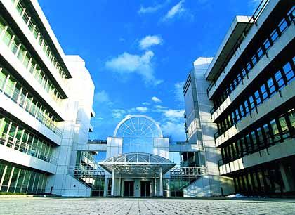 Abschied von der Kältetechnik: Konzernzentrale von Linde in Wiesbaden