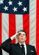 US-Präsident Ronald Reagan: In den 80er Jahren beriefen sich Regierungen weltweit auf Friedman