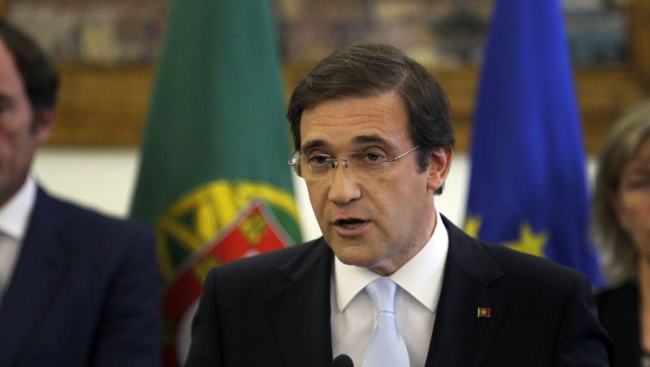 """Portugals Regierungschef Coelho: """"Glaubwürdigkeit zurückgewonnen"""""""
