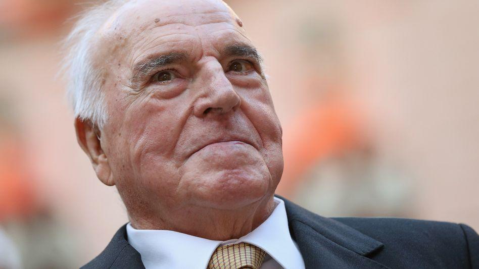 Ex-Kanzler noch einmal auf der Bühne: CDU gedenkt Helmut Kohl