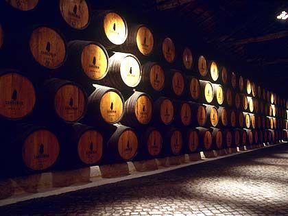 Vielfalt im Keller: Sherry bietet ein geschmackliches Spektrum vom trockenen Fino bis zum schweren, reichen Süßwein