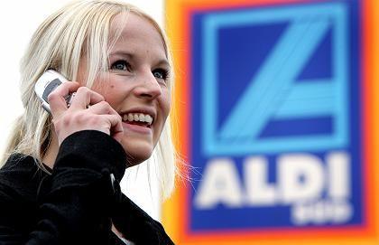 Martdurchdringung dank Masse: Aldi Talk wird in Deutschland in 4400 Filialen verkauft