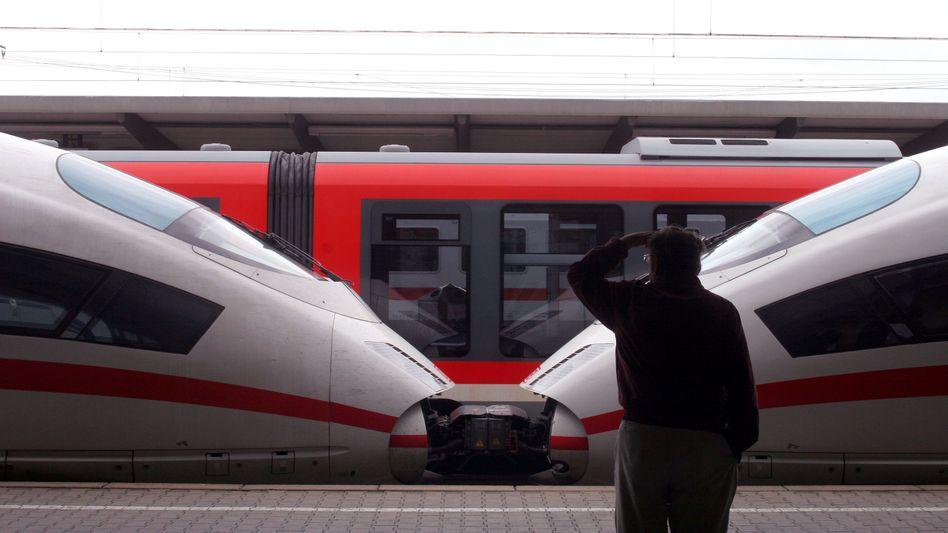 Passagierrekord bei der Deutschen Bahn: Mehr als eine Milliarde Menschen fuhren im ersten Halbjahr mit der Bahn
