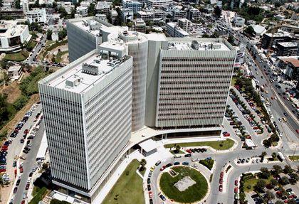 """OTE-Zentrale in Athen: """"Wir bewegen uns im Rahmen unserer Erwartungen"""""""