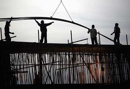 Besser zu tun: Auch in Schwellenländern wie Indien werden deutsche Produkte wieder verstärkt geordert