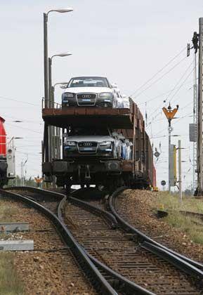 Güterverkehr Streik