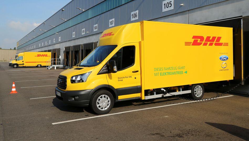 StreetScooter der Deutschen Post DHL: Der Logistikkonzern will auf Dauer kein Autobauer sein.