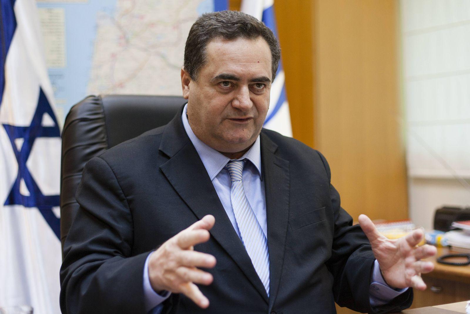 Yisrael Katz / Israel Katz