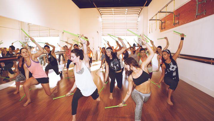 Fitnessmesse Fibo: Die neuesten Workout-Trends