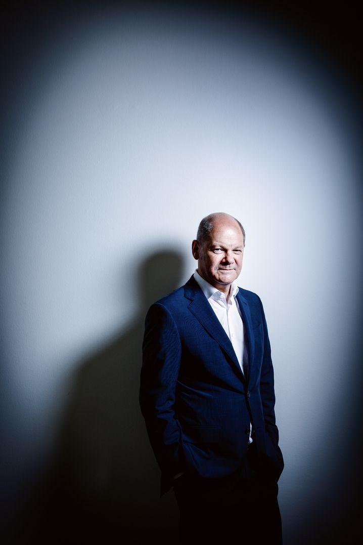 Bazooka-Minister Olaf Scholz: Günstige KfW-Darlehen als wichtige Säule der Rettungspolitik.