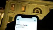 Twitters-Aktie bricht nach Trump-Verbannung ein