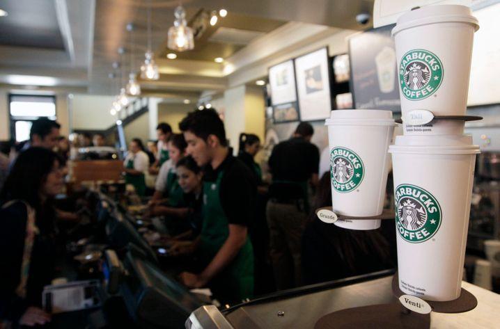 Starbucks: CEO und Square-Investor Howard Schultz experimentiert viel und gerne mit den Bezallösungen von Square