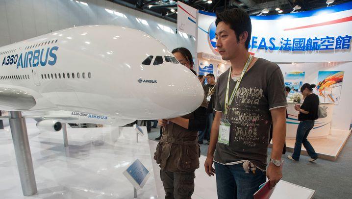 Zehn Jahre Airbus A380: Das Luxus-Milliardengrab