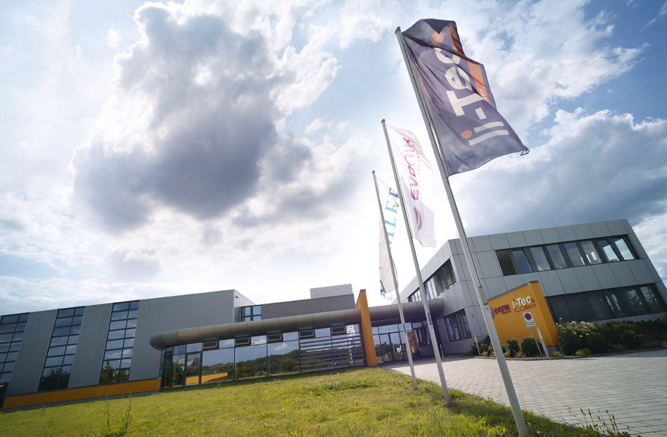 Li-Tec Battery GmbH / Firmengebäude