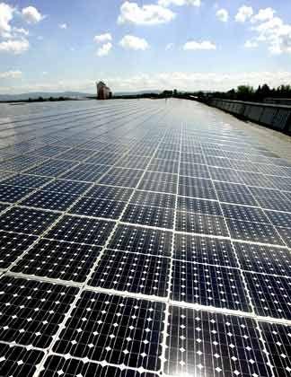 Heiter bis wolkig: Die Förderung für Solarstrom wird künftig abnehmen