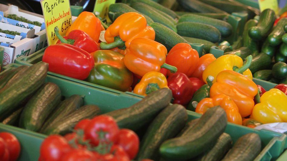Gefährliches Gemüse: Mediziner warnen vor dem Verzehr von Salat, Gurken und Tomaten