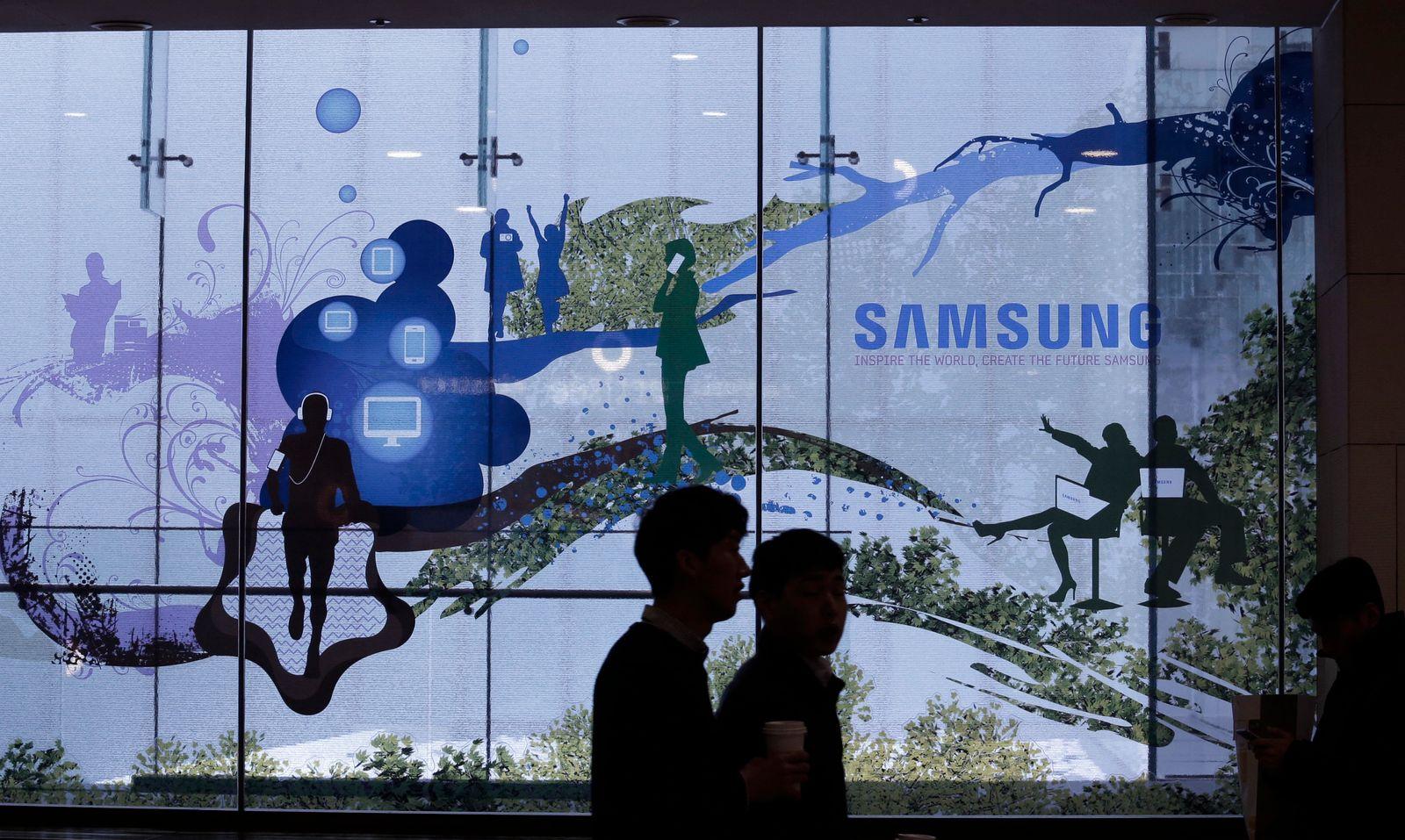 Südkorea Samsung
