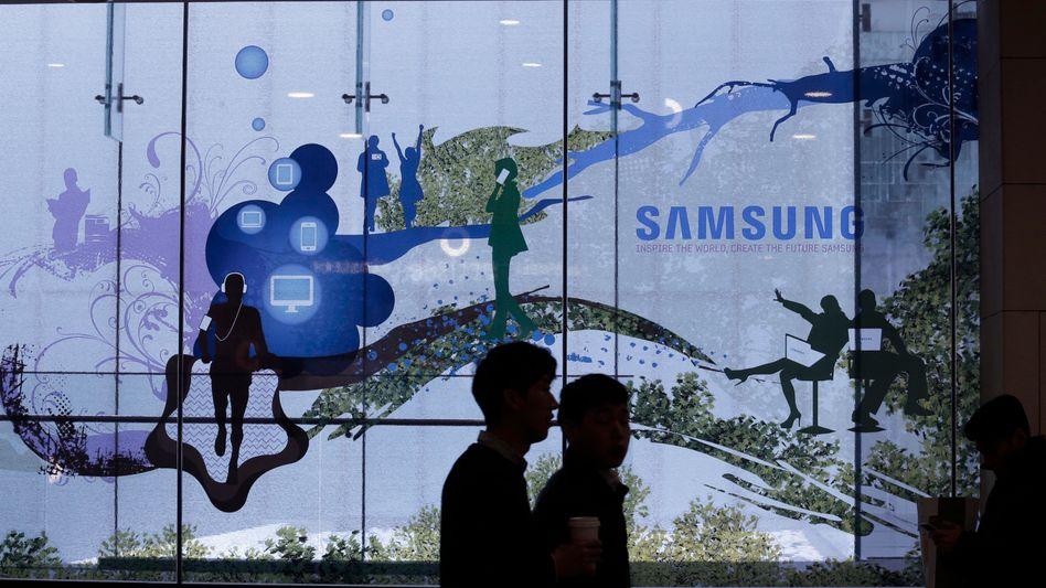 Samsung: Global Player, belastet durch den Korea-Konflikt