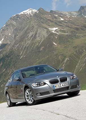 Wichtigster Gewinnbringer: Der 3er BMW