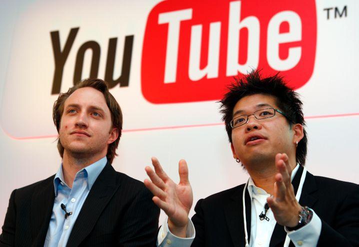 Steve Chen - Nach Facebook kam Youtube