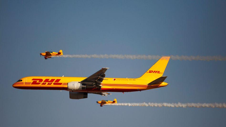 Die Sparte DHL Global Forwarding Freight hat einen neuen Chef