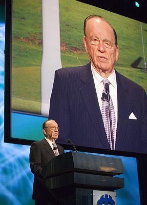 """Unternehmer Murdoch: """"Das ideologische Zeugs ist nur Glasur"""""""