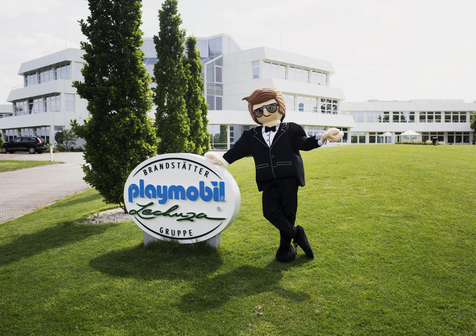 Firmenzentrale Zirndorf Playmobil für Capital Magazin 24.05.2019