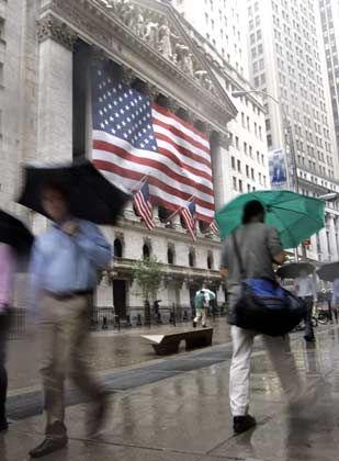 Börse in New York: Aufwändige Berichterstattung erforderlich