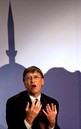 """Microsoft-Gründer Gates: """"Ständig Mahnschreiben vom Fiskus"""""""