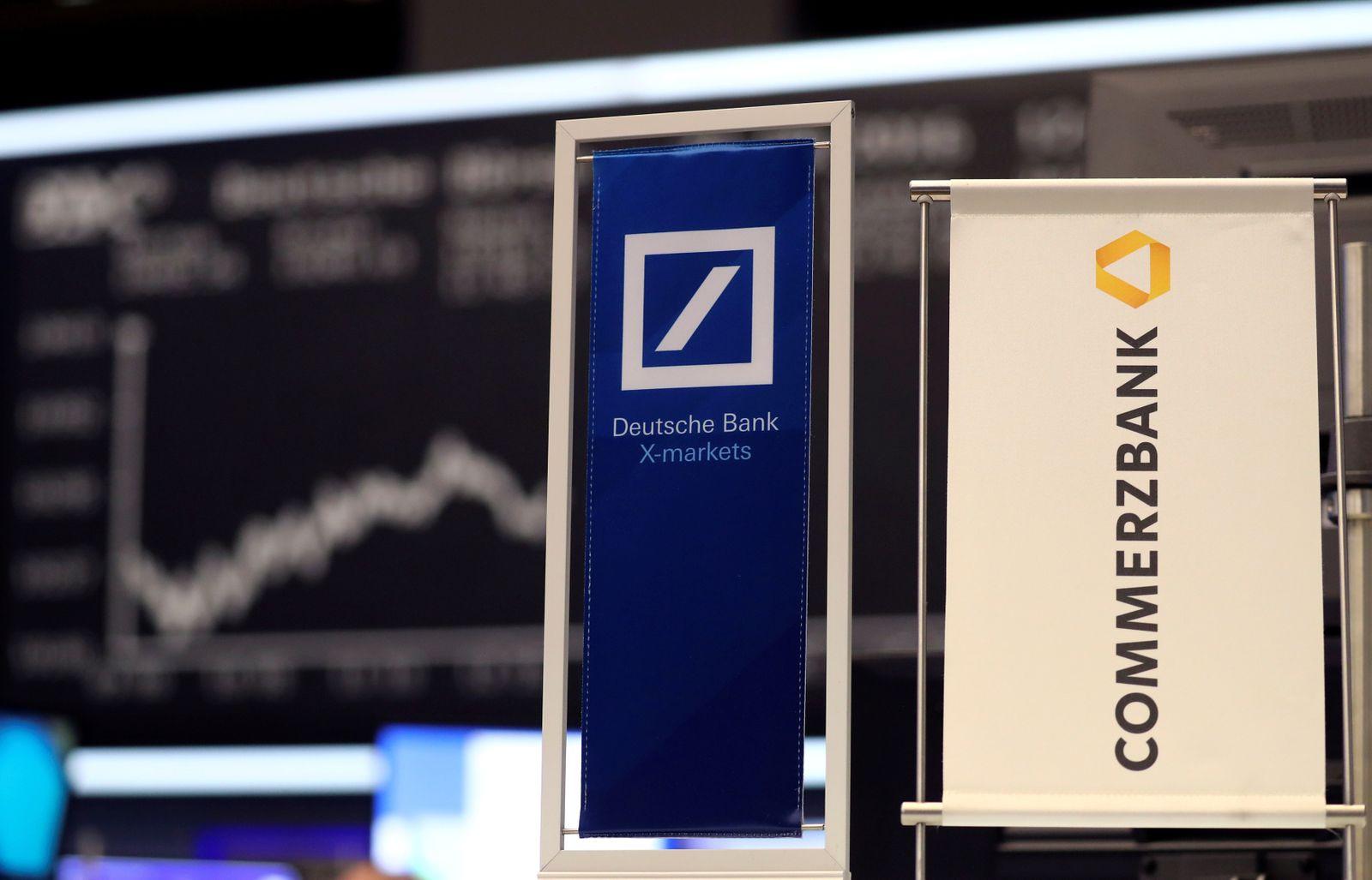 Deutsche Bank / Commerzbank / Börse