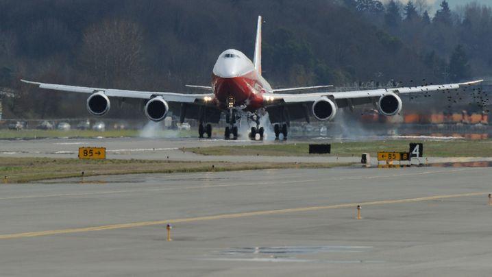 Boeing stellt 747 in Frage: Nun steht auch der Jumbo-Jet offiziell vor dem Aus