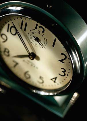 Aufwachen: Auch die Aussetzung schützt nicht vor Kursverlusten