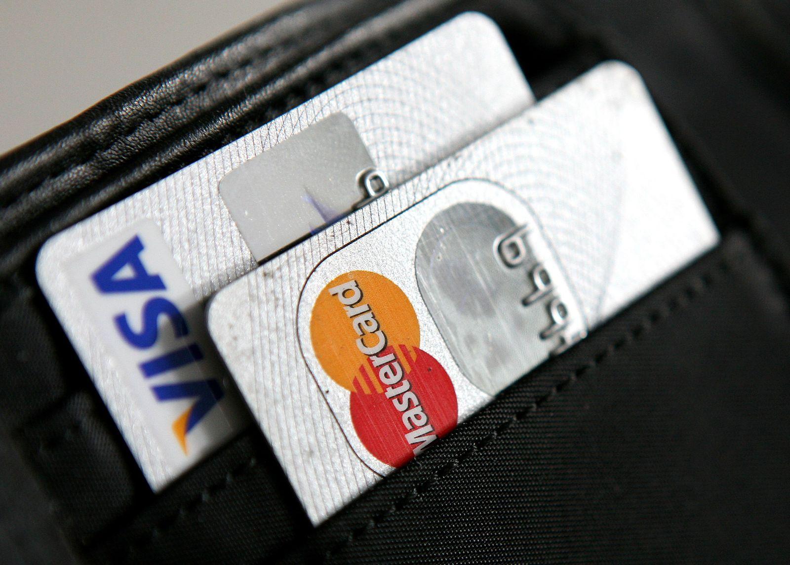 Symbolbild Kreditkarte / Kreditkarten
