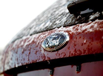 Frostige Zeiten: Ford muss Stellen streichen