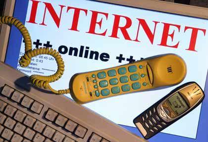 Aussicht: Die Tarife für IP-Telefonie per Handy dürften günstig ausfallen