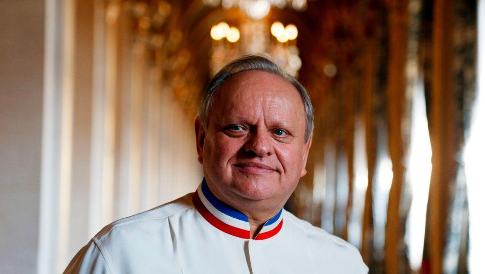 Schon zu Lebzeiten eine Legende: Joël Robuchon war der Koch mit den weltweiten meisten Michelin-Sternen