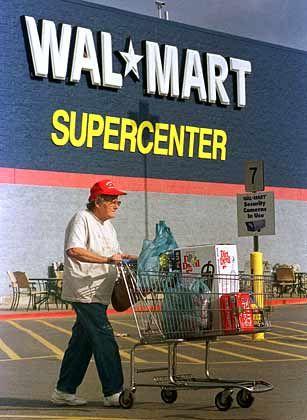 Wal-Mart Supercenter: Keine Zukäufe auf dem Heimatmarkt seit 1981
