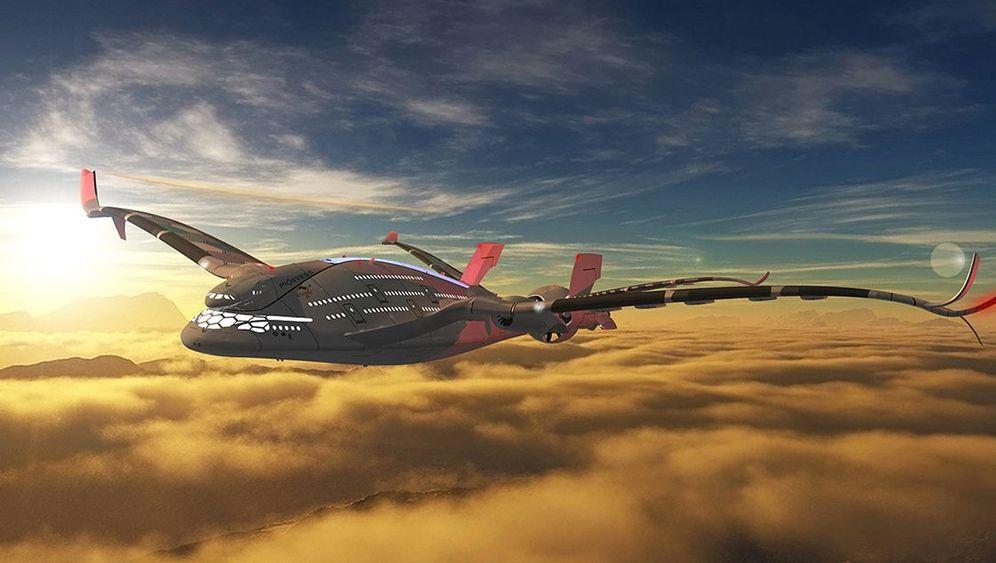 Progress Eagle: Der neue Traum vom Fliegen