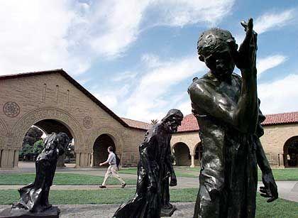 Universität Stanford: Über ihre Verhältnisse gelebt?