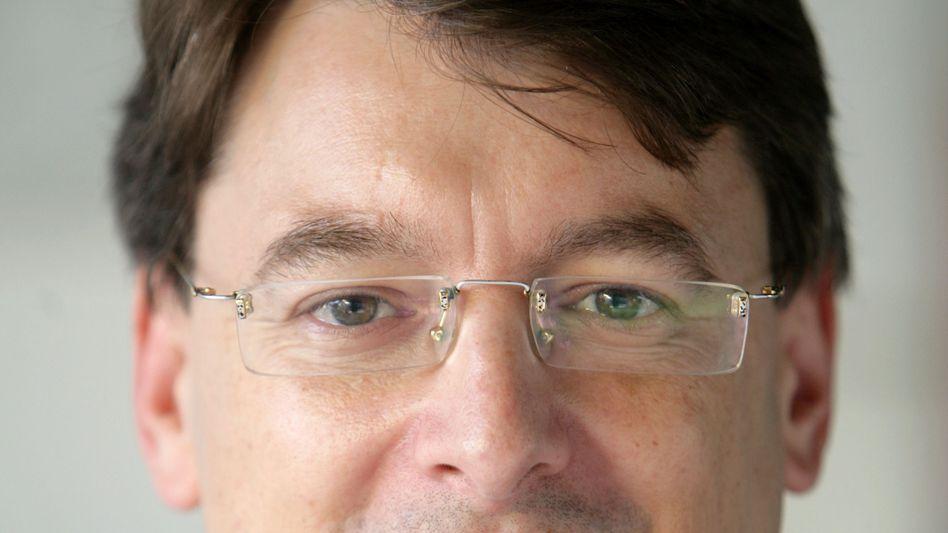 """Stephan Fanderl: """"Chance auf eine Neuorientierung"""""""