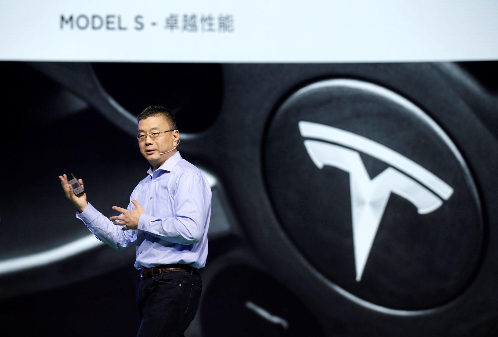 Robin Ren, Vize President Tesla Motors